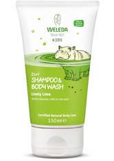 Weleda Produkte Kids - 2in1 Shower & Shampoo Limette 150ml Duschgel 150.0 ml