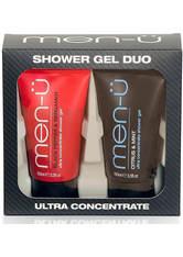 men-ü Shower Gel Duo