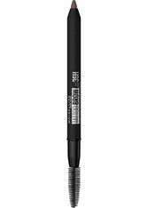 Maybelline Tattoo Brow Semi Permanent 36Hr Eyebrow Pencil 9.36g (Various Shades) - 5 Medium Brown