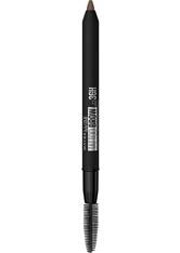 Maybelline Tattoo Brow Semi Permanent 36Hr Sharpenable Eyebrow Pencil 9.36g (Various Shades) - 5 Medium Brown