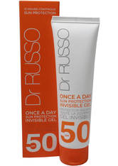 DR. RUSSO - Dr. Russo Once a Day SPF50 Sun Protective Body Gel 100ml - Sonnencreme
