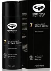 Green People Organic Homme 7 Aktive Fix Repair Serum (50ml)