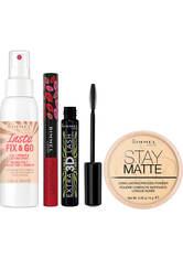 RIMMEL - Rimmel Exclusive Make-up Essentials Kit - Makeup Sets