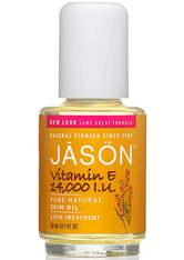 JASON Vitamin E 14,000 I.U. Pure Natural Skin Oil - Lipid Treatment 30ml