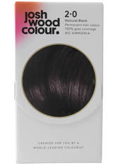 JOSH WOOD COLOUR - Josh Wood Colour 2 Darkest Brown/Natural Black Colour Kit - Haarfarbe