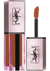 Yves Saint Laurent Rouge Pur Couture Vernis à Levres Water Stain Glow Liquid Lipstick  6 ml NR. 215 - UNDISCLOSED CAMEL