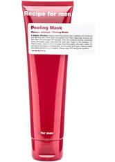 C/O RECIPE FOR MEN - Recipe for men Produkte Peeling Mask Reinigungsmaske 100.0 ml - PEELING
