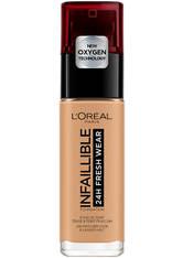 L'Oréal Paris Infallible 24hr Freshwear Liquid Foundation (Various Shades) - 260 Golden Sun