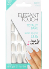 ELEGANT TOUCH - Elegant Touch Total Bare Nails - Short Stiletto 006 - KUNSTNÄGEL