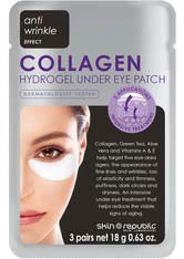 SKIN REPUBLIC - Skin Republic Collagen Under Eye Patch (3 Paar) (18 g) - AUGENMASKEN