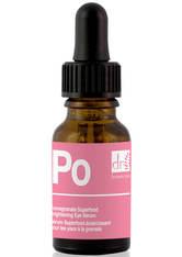 Dr Botanicals Produkte Pomegranate Superfood Brightening Eye Serum Gesichtspflege 15.0 ml