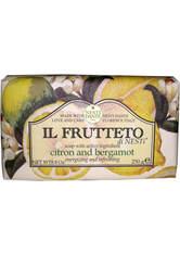 NESTI DANTE - Nesti Dante Il Frutteto Citron and Bergamot Soap 250 g - SEIFE