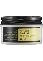 COSRX - COSRX Advanced Snail 92 All in One Cream 100 ml - TAGESPFLEGE