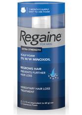 REGAINE - Regaine for Men Extra Strength Hair Regrowth Foam 60ml - GEGEN HAARAUSFALL