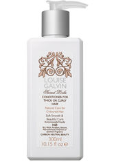 LOUISE GALVIN - Louise Galvin Conditioner for Thick or Curly Hair 300 ml - CONDITIONER & KUR