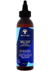 AS I AM - As I Am Dry and Itchy Scalp Care Olive and Tea Tree Oil Treatment 120ml - LEAVE-IN PFLEGE