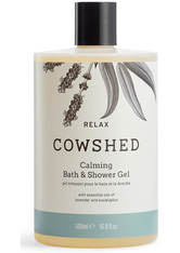 Cowshed RELAX Calming Bath & Shower Gel 500ml