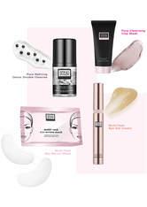Erno Laszlo Produkte Detoxifying Pore Cleansing Clay Mask 30 ml + Pore Refining Detox 50 ml + Multi Task Eye Serum Mask 2x 4,5 g + Multi Task Eye Gel Cream 15 ml 1 Stk. Feuchtigkeitsserum 1.0