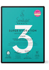 SEOULISTA - Seoulista Beauty Super Hydration Multi Pack 3's - Tuchmasken