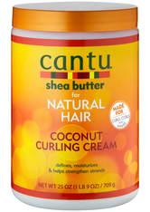 CANTU - Cantu Shea Butter for Natural Hair Coconut Curling Cream – Salon Size 25 oz - GEL & CREME