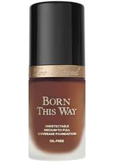 Too Faced Born This Way Foundation 30ml (Various Shades) - Sable