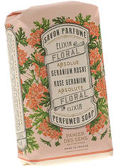 PANIER DES SENS - Panier des Sens The Absolutes Rose Geranium Perfumed Soap - SEIFE