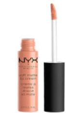 NYX PROFESSIONAL MAKEUP - NYX - Flüssiger Lippenstift - Soft Matte Lip Cream - Athens - LIQUID LIPSTICK