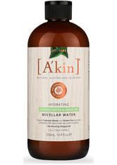 A'KIN - A'kin Supersize Hydrating Micellar Water 500ml - Gesichtswasser & Gesichtsspray