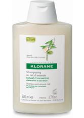 Klorane Produkte Mandelmilch Shampoo Haarshampoo 200.0 ml