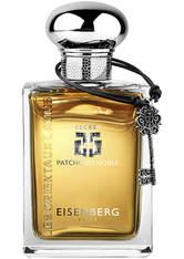 Eisenberg Les Orientaux Latins Secret N°III Patchouli Noble Eau de Parfum 50.0 ml