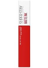 Maybelline Superstay Matte Ink Liquid Lipstick 2g (Various Shades) - 320 Individualist