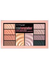 Maybelline Total Temptation Eyeshadow & Highlight Palette - MAYBELLINE