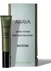 AHAVA Augenpflege pRetinol Augencreme Augencreme 15.0 ml