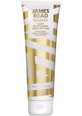 James Read Enhance Wash Off Tan Face & Body Foundation Selbstbräunungscreme  100 ml
