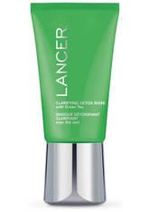Lancer Skin Care Clarifying Detox Mask with Green Tea Reinigungsmaske 50.0 ml