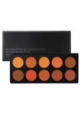 BH COSMETICS - Foundation & Concealer Palette 2 - CONCEALER