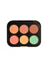 BH COSMETICS - 6 Color Concealer and Corrector Palette  Light - CONCEALER
