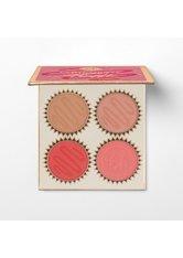 BH COSMETICS - BH Cosmetics Truffle Blush, Chocolate Cherry - medium berry tones Rouge & Bronzer Makeup - MAKEUP SETS