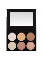 Spotlight Highlight - 6 Farben Highlighter Palette - BH COSMETICS