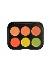 BH COSMETICS - 6 Color Concealer and Corrector Palette  Medium - CONCEALER