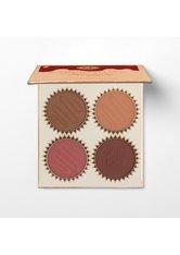 BH COSMETICS - BH Cosmetics Truffle Blush, Chocolate Marshmallow - brown, deep purple tones Rouge & Bronzer Makeup - MAKEUP SETS