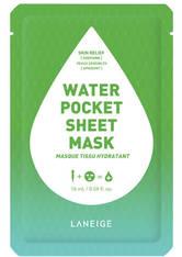 LANEIGE Water Pocket Sheet Mask Skin Relief