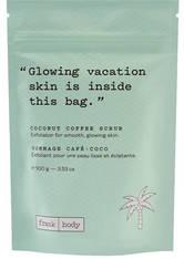 FRANK BODY - frank body Coconut Coffee Srub 100 g - KÖRPERPEELING
