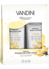 VANDINI - VANDINI HYDRO Geschenkset Magnolienblüte & Mandelmilch 2-teilig - KÖRPERPFLEGESETS
