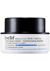 BELIF - belif The True Cream Moisturizing Bomb - Feutigkeitsspendende Gesichtscreme 50 ml - TAGESPFLEGE