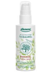 ALKMENE - alkmene alkmene Teebaumöl Waschgel 150 ml - CLEANSING