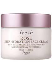 fresh Intensive Feuchtigkeitscreme mit Rose 50 ml