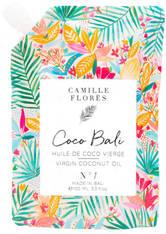 CAMILLE FLORES - CAMILLE FLORES Virgin Coconut Oil 100 ml - KÖRPERCREME & ÖLE