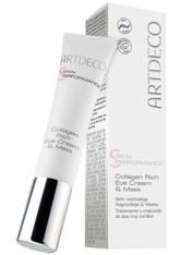 ARTDECO - Artdeco Skin Performance Collagen Rich Eye Cream & Mask Augencreme 15 ml - AUGENCREME