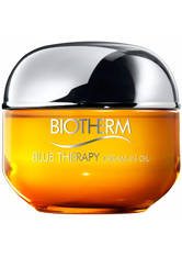 BIOTHERM - Biotherm Blue Therapy Cream-in-Oil, regenerierende Anti-Age Creme, 50 ml, keine Angabe - TAGESPFLEGE